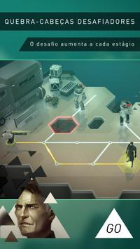 Deus Ex GO imagem de tela 1