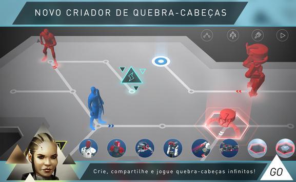 Deus Ex GO imagem de tela 8