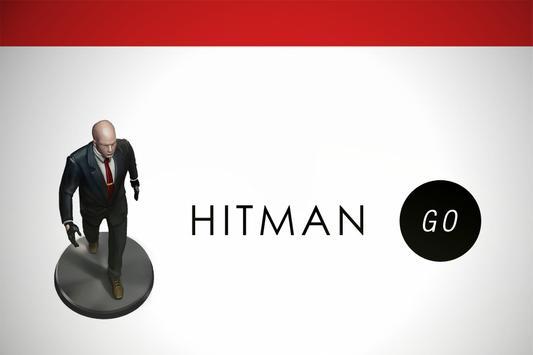 Hitman GO पोस्टर