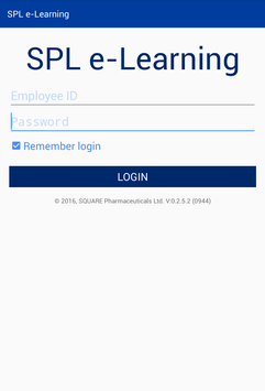SPL e-Learning poster