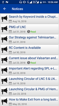 SPL e-Learning screenshot 1
