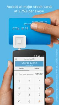 Square Point of Sale Beta poster