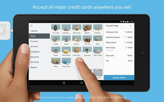 Square Point of Sale screenshot 6