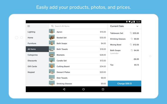 Square Point of Sale screenshot 8