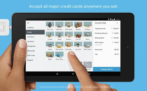 Square Point of Sale screenshot 11