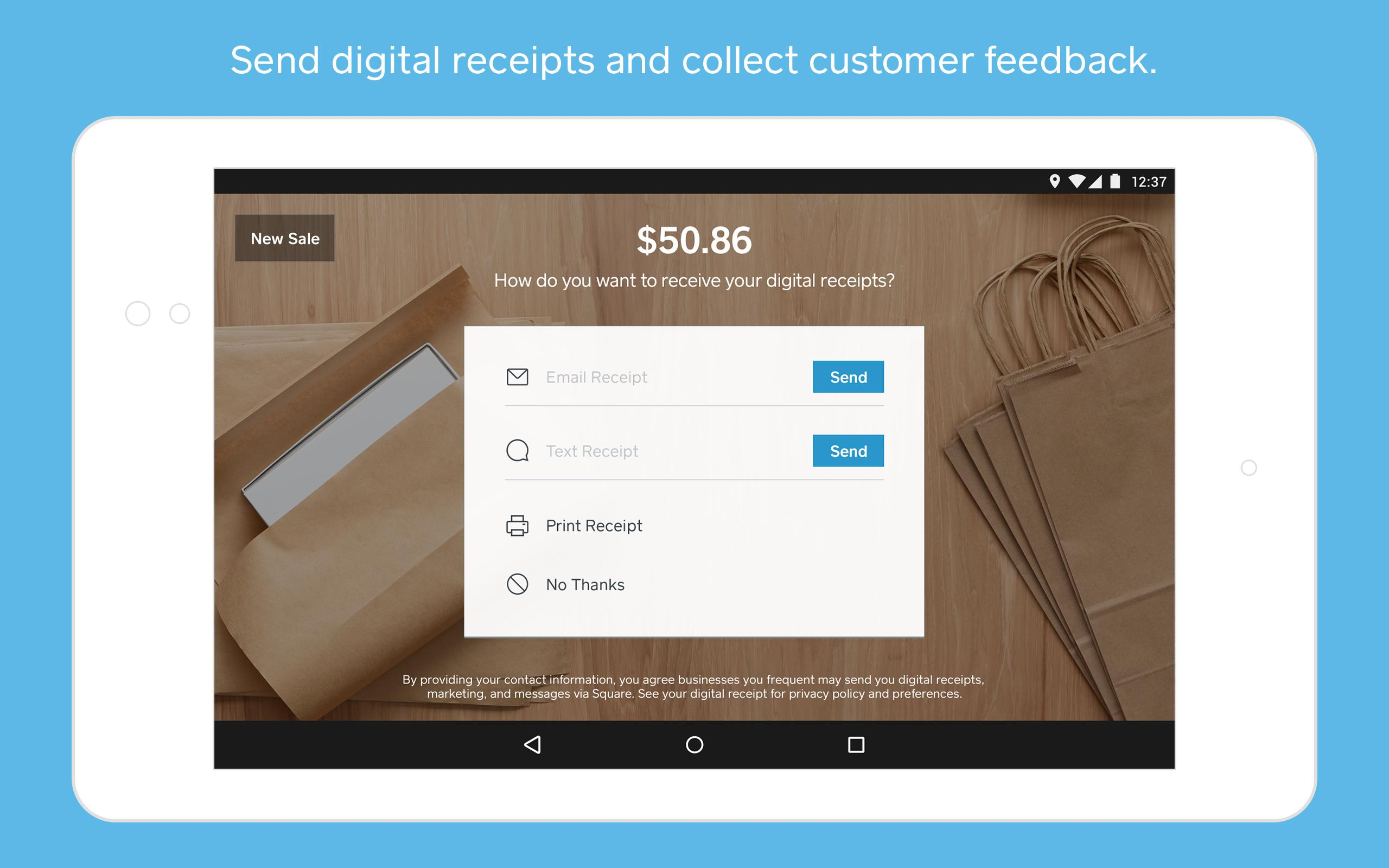 Square Point of Sale for Android - APK Download
