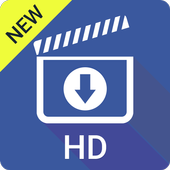 Video Downloader for Facebook : Save Videos -fSave icon