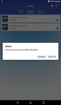 Video Downloader for Facebook : Save Videos -fSave screenshot 11