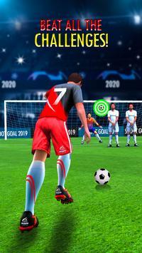 Penalty Kick Star: Soccer Football Penalty Games screenshot 2