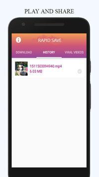InstantSave screenshot 4