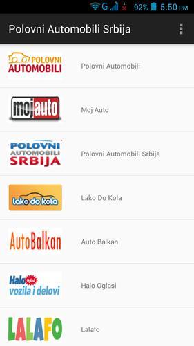 Polovni Automobili Srbija For Android Apk Download