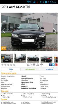 Polovni Automobili Srbija screenshot 2