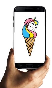 How to draw Ice Cream Characters screenshot 2