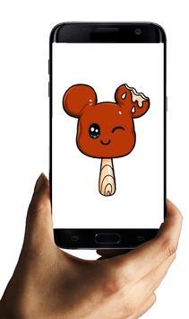 How to draw Ice Cream Characters screenshot 3