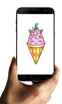 How to draw Ice Cream Characters screenshot 6