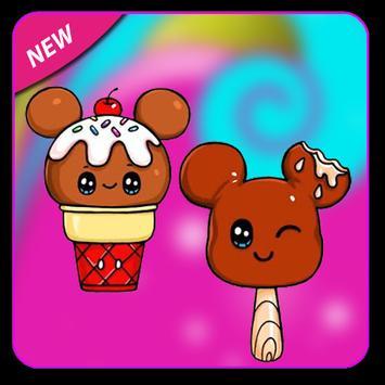 How to draw Ice Cream Characters screenshot 7