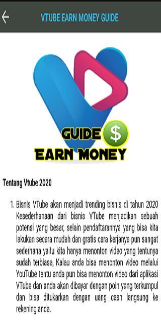 Vtube Money Guide For Android Apk Download