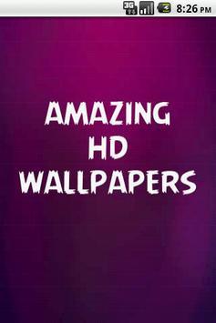 Amazing HD Wallpapers screenshot 1