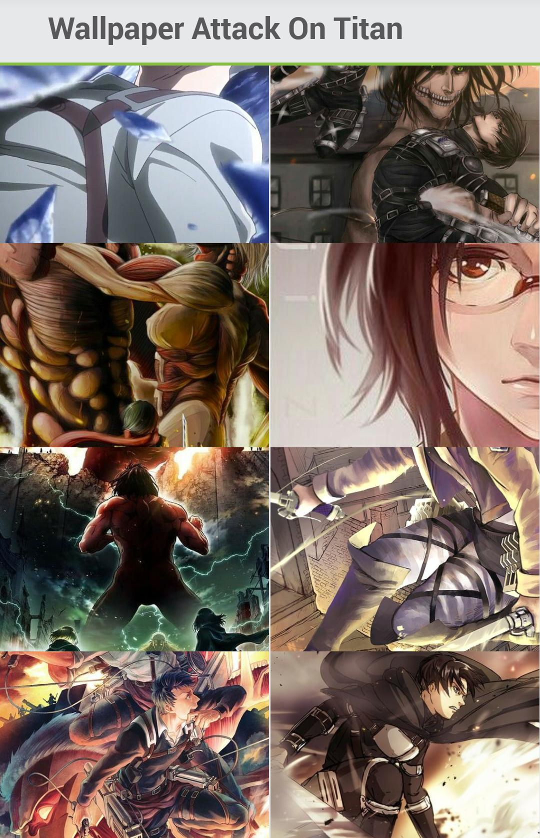 Wallpaper Attack Titan Hd For Android Apk Download