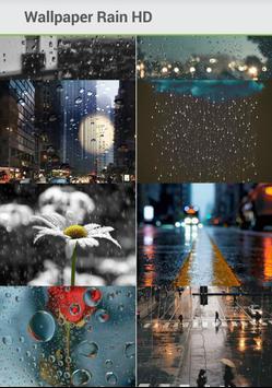 Wallpaper Rain screenshot 1