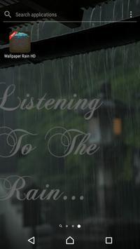 Wallpaper Rain screenshot 3