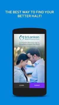 SrilankanMatrimony poster
