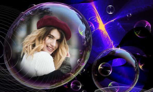 Bubble Photo Frames screenshot 2
