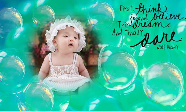 Bubble Photo Frames screenshot 7