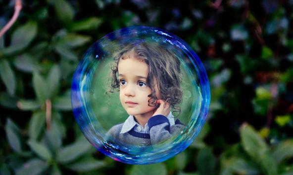 Bubble Photo Frames screenshot 5