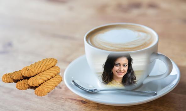 Coffee Mug Photo Frames screenshot 4