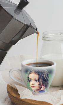 Coffee Mug Photo Frames screenshot 1