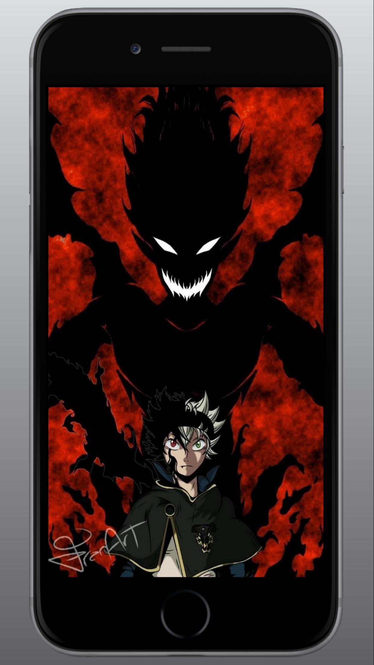 Android 用の Anime Wallpaper - Black Clover Wallpaper APK を ...