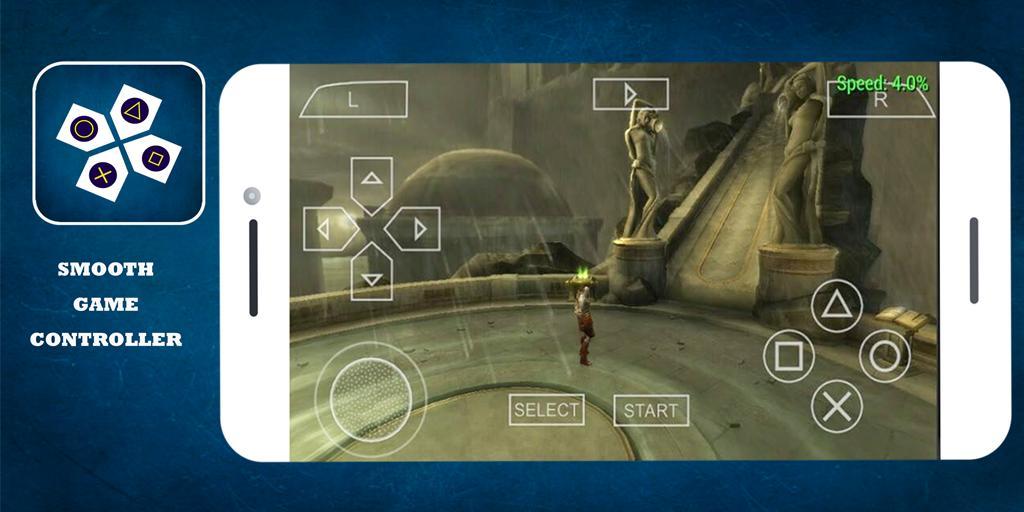iPPSPP 2019- Emulator for PSP Games I PSP Emulator for