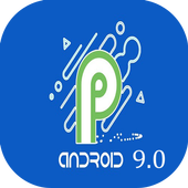 Android Version Update Pie 9.0 icon