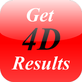 Live 4D Results ! icon