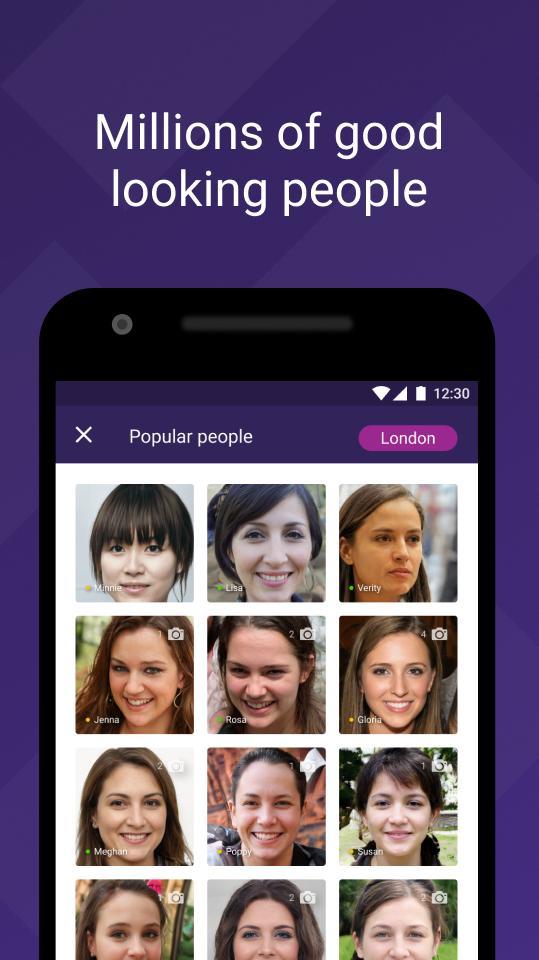 New london dating app