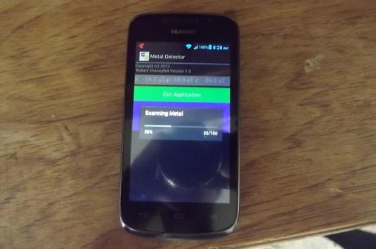 Metal Detector screenshot 2