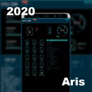 Cyber Launcher -- Aris Hack Theme APK Android