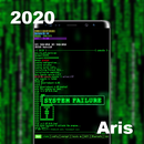 Terminal Launcher -- Aris Hacker Theme APK Android