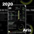 Hi-Tech Launcher -- Aris Theme