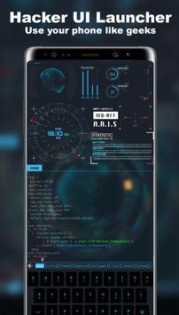 Hack System -- Hack Launcher plakat