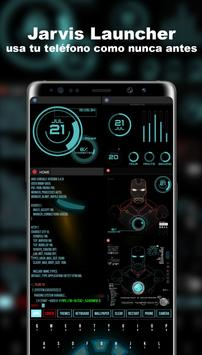 Jarvis Launcher Poster