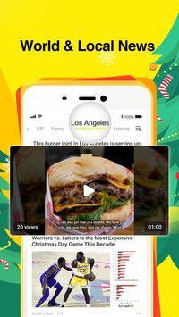 Topbuzz Lite: Breaking News, Funny Videos & More स्क्रीनशॉट 1
