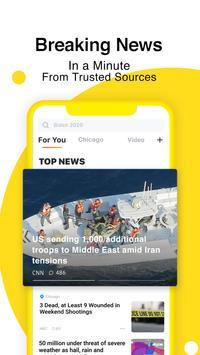 TopBuzz screenshot 2