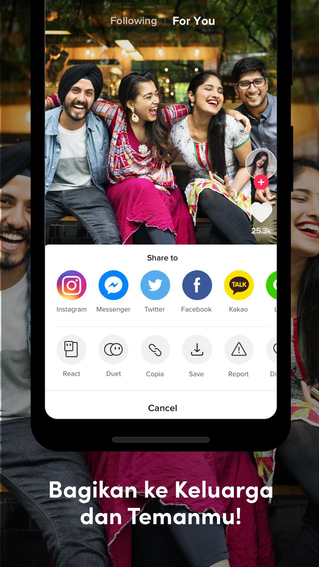 Tiktok Lite For Android Apk Download