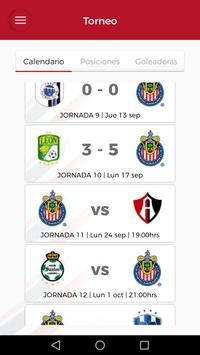 Chivas Femenil screenshot 3