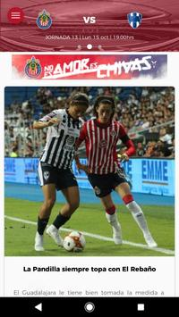 Chivas Femenil screenshot 1