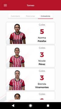 Chivas Femenil screenshot 5