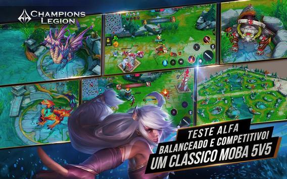 Champions Legion imagem de tela 2