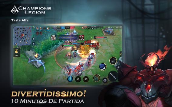 Champions Legion imagem de tela 7